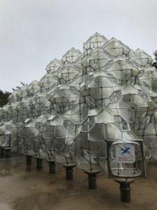 箱根彫刻の森美術館 しゃぼん玉のお城
