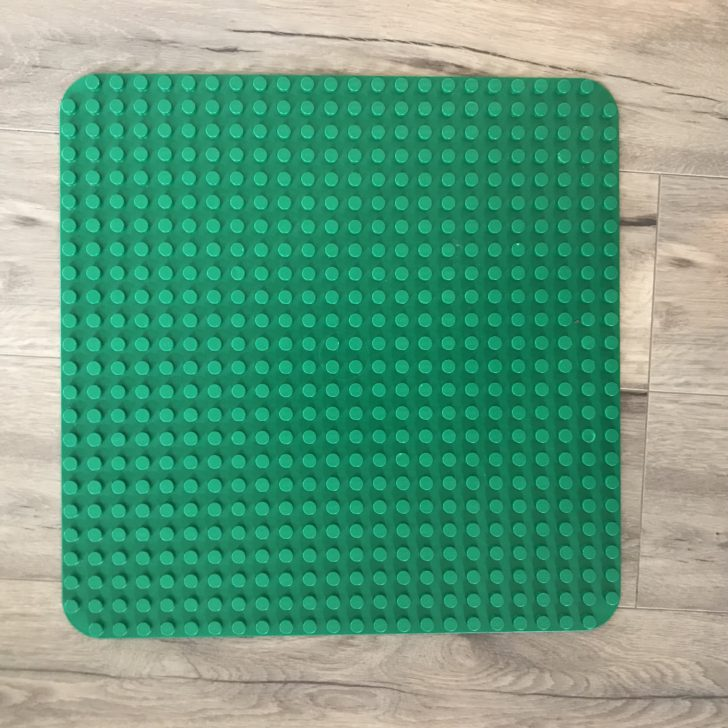 レゴデュプロ 基礎板
