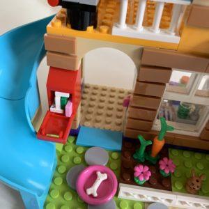 レゴフレンズ さくせんハウス