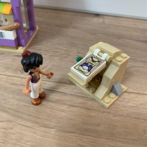 レゴ アラジンとジャスミンのパレスアドベンチャー