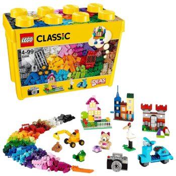 レゴ 黄色のアイデアボックススペシャル