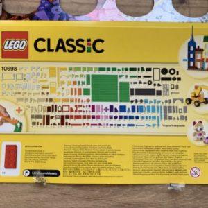 レゴクラシック 黄色のアイデアボックススペシャル