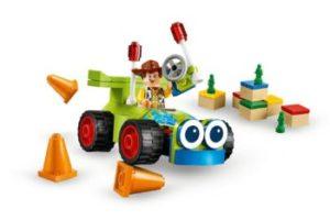 レゴ トイストーリー4