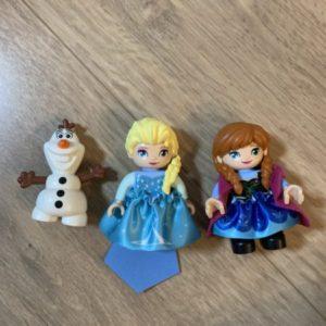 レゴデュプロ アナと雪の女王
