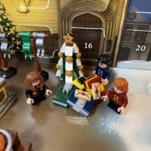 レゴ ハリーポッター アドベントカレンダー2019