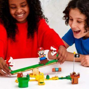 レゴ スーパーマリオ パックンフラワーのバランスチャレンジ