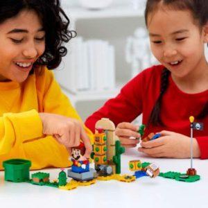 レゴ スーパーマリオ サンボのさばくチャレンジ