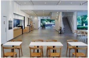 彫刻の森美術館 レストラン